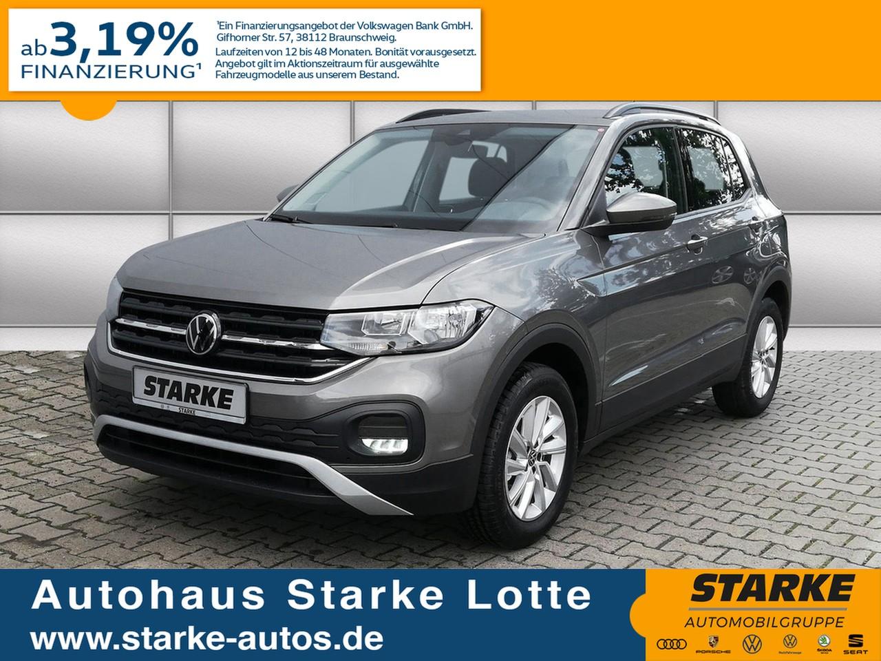VW T-Cross finanzieren