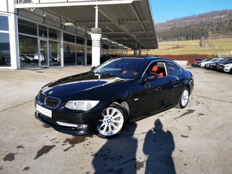 BMW 325d Coupe Navi Prof. Klimaaut. LM AHK Xenon PDC, Jahr 2013, Diesel