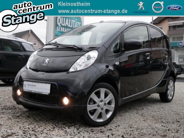 Peugeot iOn 100% elektrisch SHZ Klimaautom USB BT, Jahr 2018, Elektro
