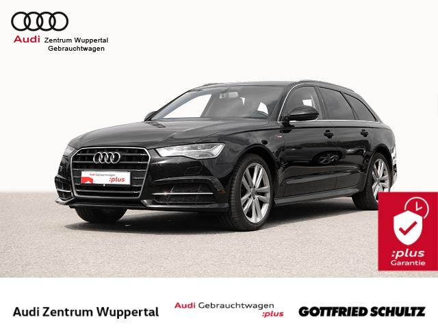 Audi A6 Avant 3.0TDI 2X S-LINE R-KAM DRIVE SELECT LED SHZ ARMLEHNE MUFU PDC VO HI GRA BT 19ZOLL S line, Jahr 2016, Diesel