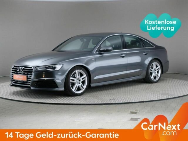 Audi A6 Limousine 1.8 TFSI ultra S-tronic STHZG, Jahr 2017, Benzin