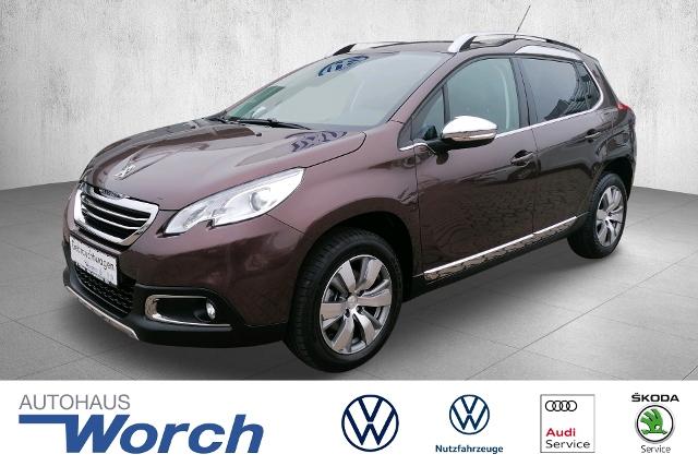 Peugeot 2008 1.6 e-HDI SHZ/GRA/PDC, Jahr 2015, Diesel