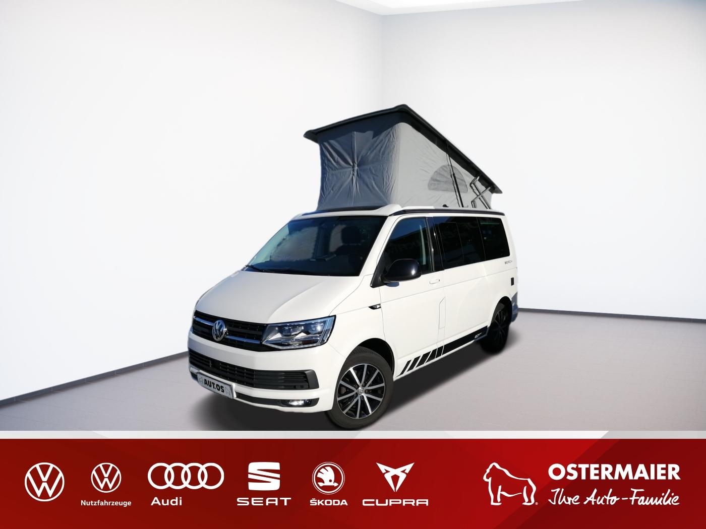 Volkswagen California T6 California Beach EDITION 150PS DSG, Jahr 2017, Diesel