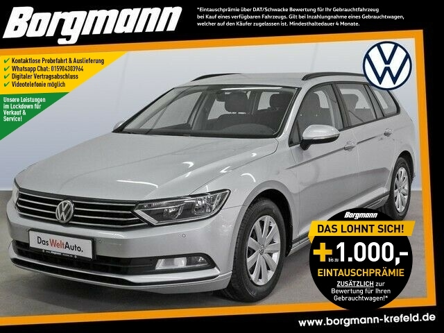 Volkswagen Passat 2.0TDI 'Trendline' Navi,PDC,ACC, Jahr 2017, Diesel