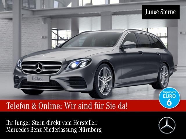 Mercedes-Benz E 200 T AMG Burmester COMAND Kamera EDW Totwinkel, Jahr 2017, Benzin