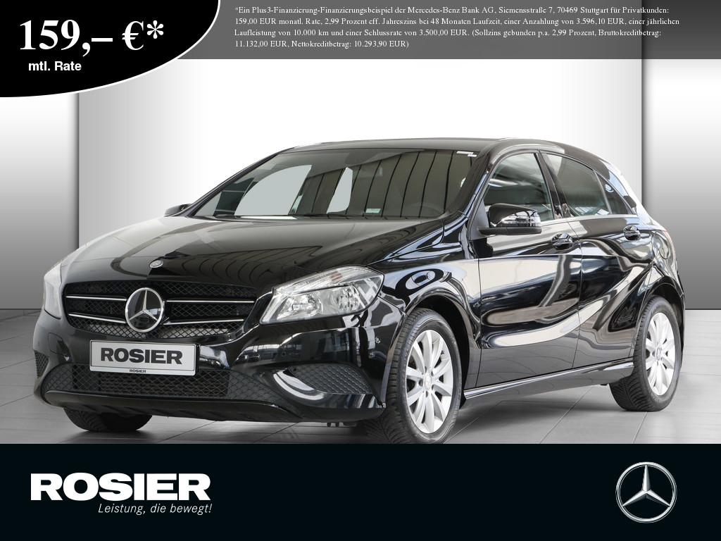 Mercedes-Benz A 200 d Style, Jahr 2014, Diesel