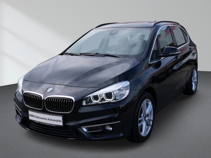 BMW 225i Active Tourer Luxury Line Aut. Panorama PDC LED DAB HIFI, Jahr 2014, Benzin