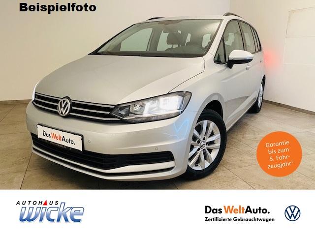 Volkswagen Touran 2.0 TDI United 7.Sitzer Klima Navi PDC, Jahr 2020, Diesel