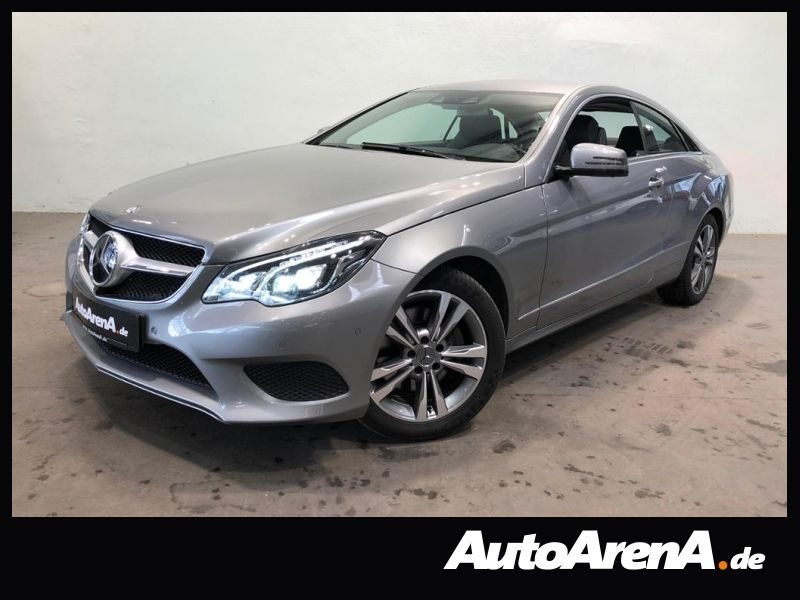 Mercedes-Benz E 350 Coupé **COMAND/360°/Memory/Distronic, Jahr 2013, Benzin