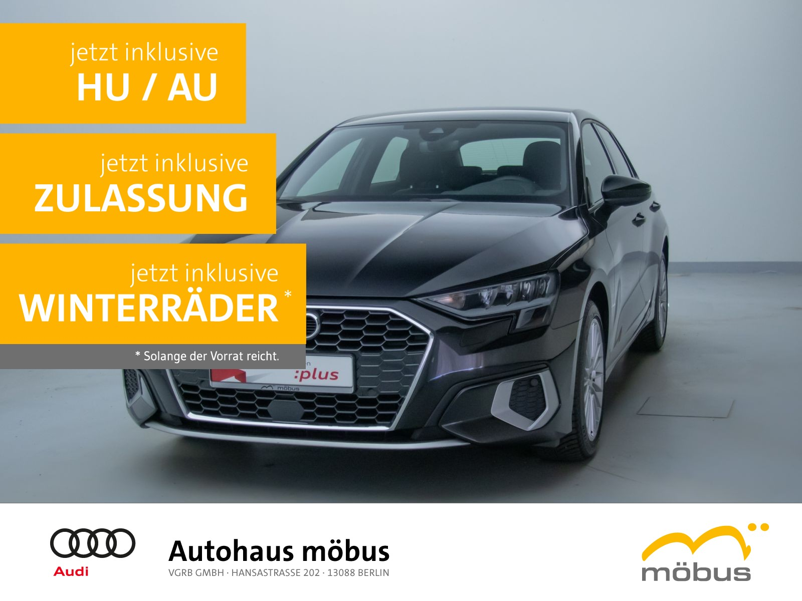 Audi A3 SPB advanced 35 TFSI S-TRO*ACC*AVC*NAVI*SHZ, Jahr 2020, Benzin