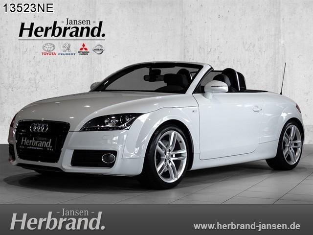 Audi TT quattro*NAVI*XENON*SHZ*PDC*TOP GEPFLEGT*, Jahr 2014, Diesel