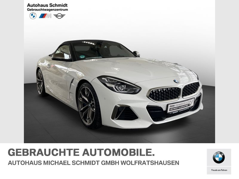 BMW Z4 M40i 19 Zoll*Memory*ACC*Head Up*Komfortzugang*, Jahr 2020, Benzin