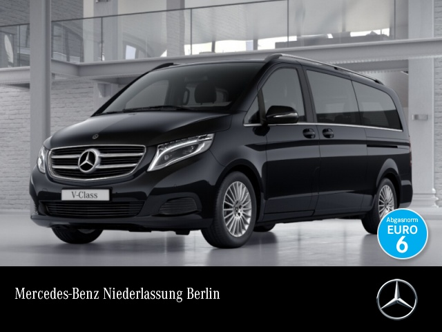 Mercedes-Benz V 250 CDI AVANTGARDE Extralang Kamera Park-Ass., Jahr 2019, Diesel