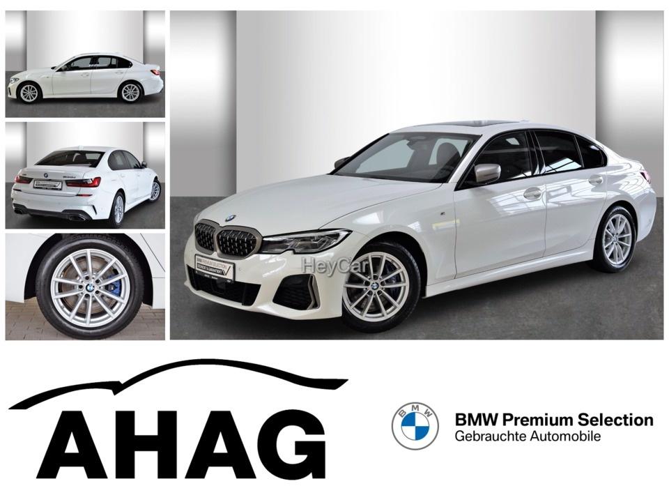BMW M340d xDrive Auto Innovationsp. Sport Aut. HIFI, Jahr 2020, Diesel