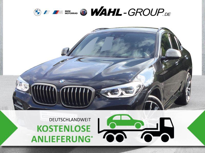 BMW X4 M40i Gestik Leder Head-Up HK HiFi DAB LED, Jahr 2018, Benzin