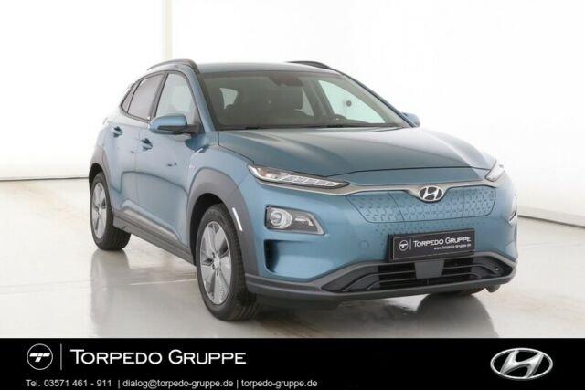 Hyundai KONA Electro (150kW) SoKo e-Kong-Paket Einparkhi, Jahr 2020, Elektro