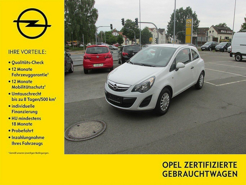 Opel Corsa D 1.2 Selection, Jahr 2013, Benzin