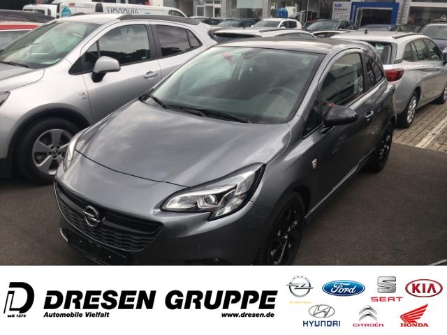 Opel Corsa E Color Edition 1.4 Turbo SHZ/LHZ/PDC v+h/XENON/NAVI/SCHIEBEDACH, Jahr 2018, Benzin