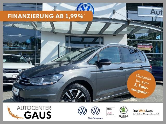 Volkswagen Touran Comfortline 1.5 TSI DSG 7-Sitzer Navi ACC, Jahr 2019, Benzin