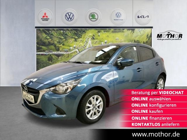 Mazda 2 SKYACTIV-G 90 Exclusive-Line 1.5 Sitzh. PDC Kl, Jahr 2019, Benzin