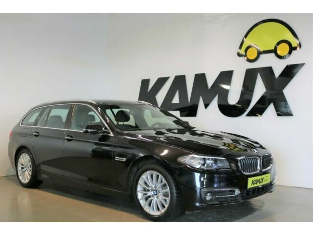 BMW 520d Steptronic Touring Luxury Line+Bi-Xenon+Nav, Jahr 2015, Diesel