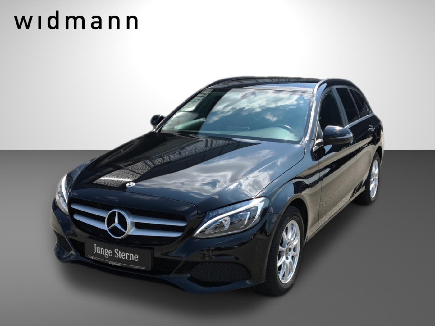 Mercedes-Benz C 200 d T *LED*Navi*9G-TRONIC*Sitzhzg*Klimaautom, Jahr 2018, Diesel