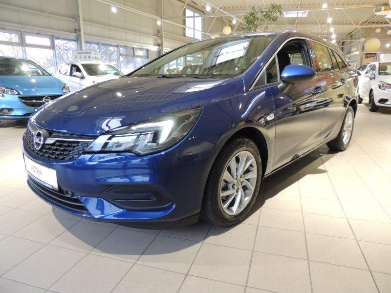 Opel Astra-K ST Elegance 1.2T SHZ,Multimedia,LED, Jahr 2020, Benzin
