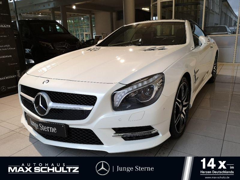 Mercedes-Benz SL 500 AMG*Distronic*Comand*Kamera*PDC*Sitzklima, Jahr 2015, petrol