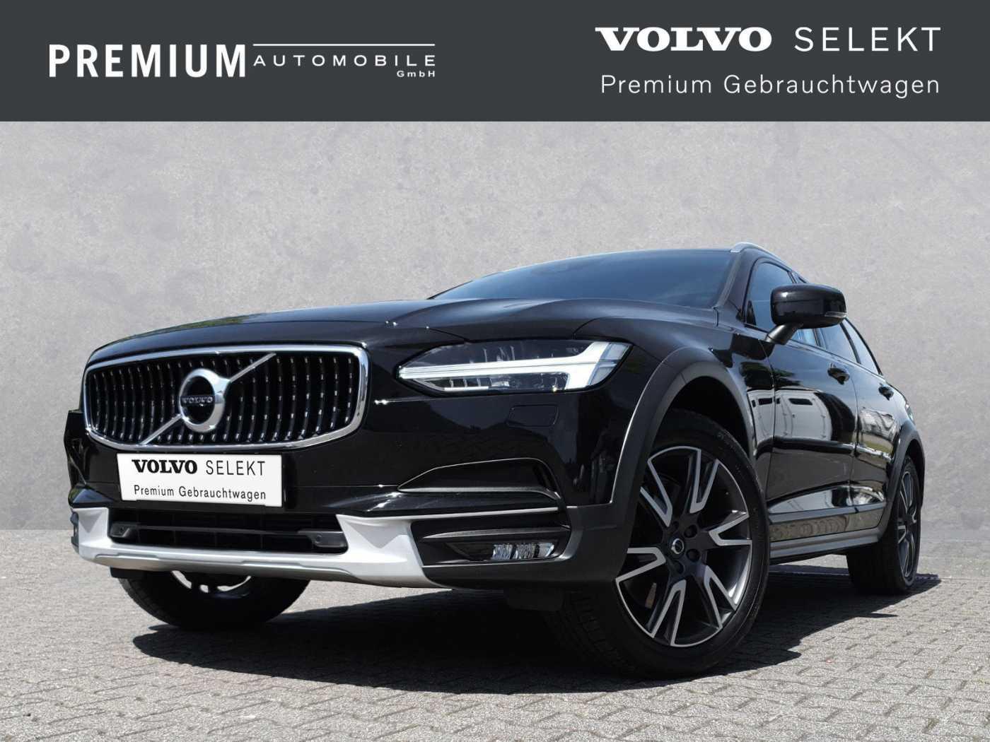 Volvo V90 Cross Country D5 AWD Geartronic Pro AHK/LED/Keyless, Jahr 2018, Diesel