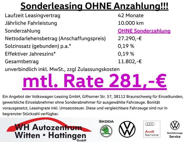 Volkswagen Tiguan 1.5 TSI Comfortline NAVI, LED,ACC, AHK, Panorama, Jahr 2019, Benzin
