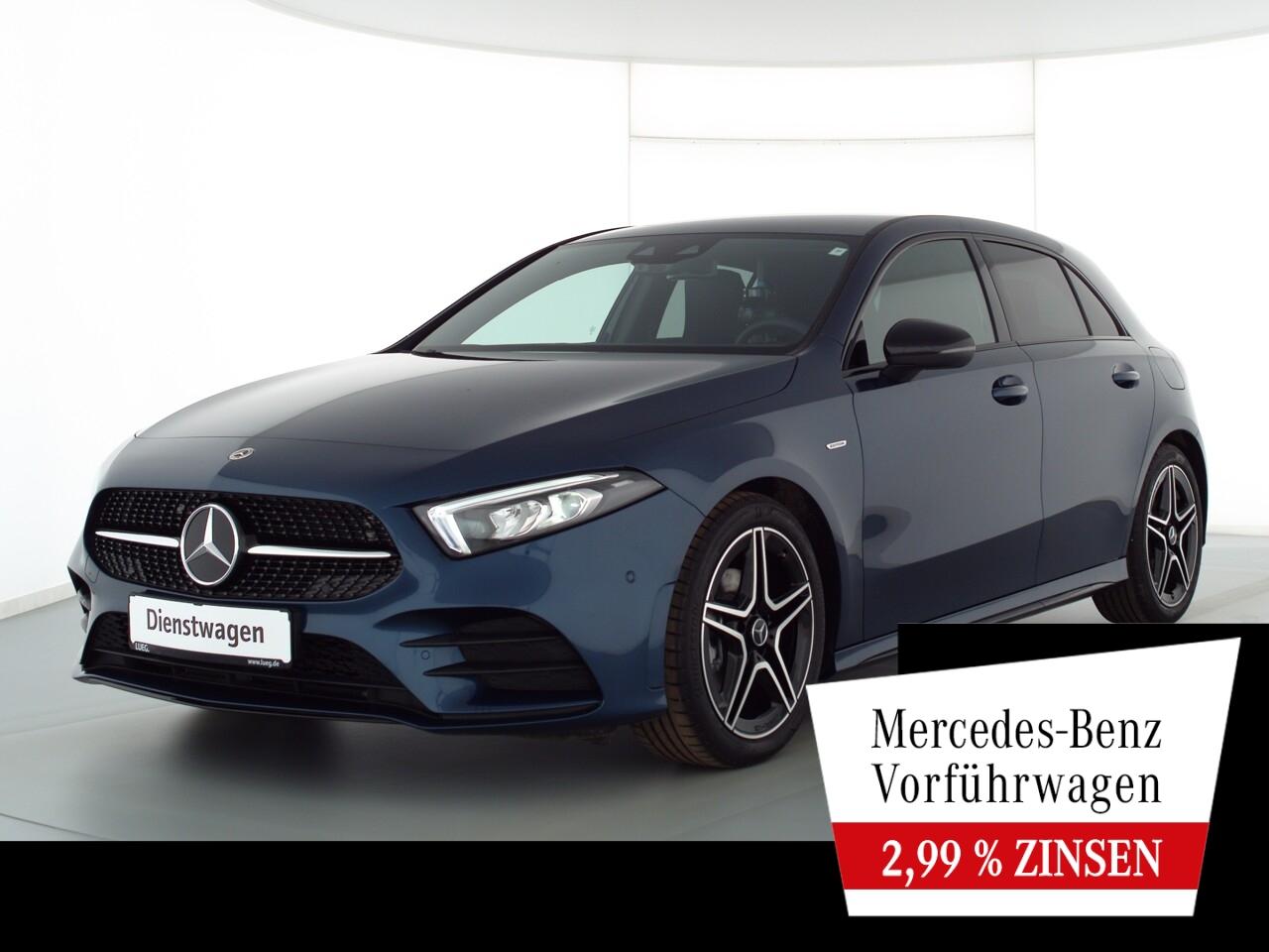 Mercedes-Benz A 180 EDITION2020+AMG+NIGHT+MBUX-HIGH-END+KAM., Jahr 2021, Benzin
