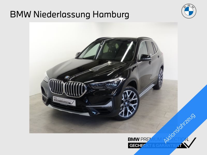 BMW X1 sDrive20i xLine Head-Up Dyn. Dämpfer LED RFK, Jahr 2019, Benzin