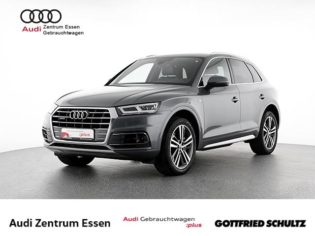 Audi Q5 3.0 TDI LED NAV PLUS PANO RÜFAHR FSE, Jahr 2018, Diesel