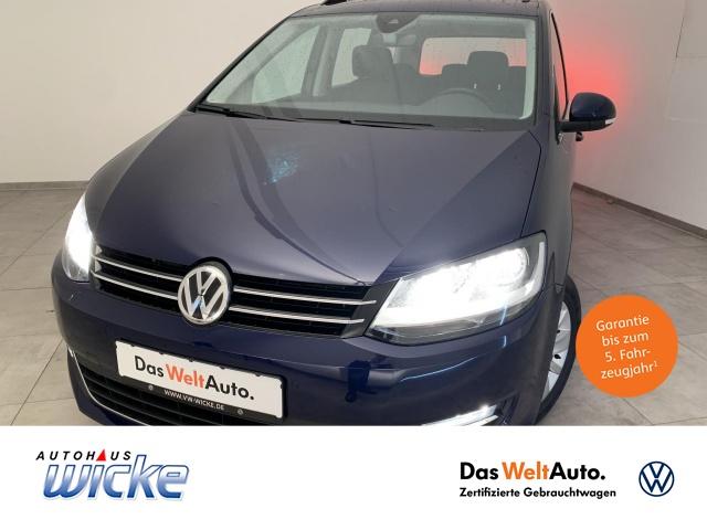Volkswagen Sharan 2.0 TSI Comfortline Navi AHK DAB+, Jahr 2020, Diesel