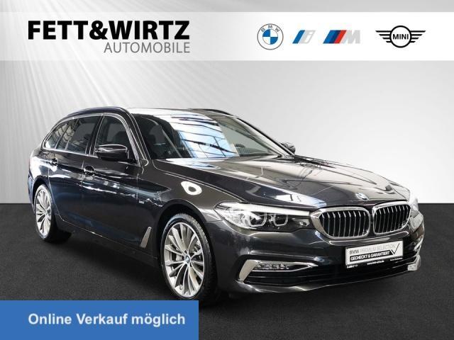 BMW 540i xDrive Tour. Luxury HUD Sitzbel. H/K Kamera, Jahr 2017, Benzin