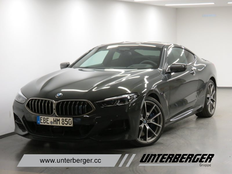 BMW M850i xDrive Coupe Head-Up HK HiFi DAB WLAN RFK, Jahr 2020, Benzin