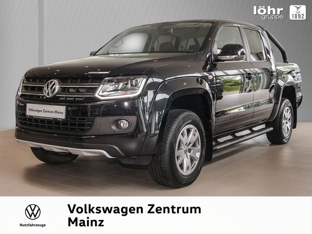 Volkswagen Amarok 4Motion 2.0l TDI DSG Atacama*AHK*Bi-Xenon, Jahr 2017, Diesel