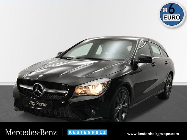 Mercedes-Benz CLA 200 CDI SB Urban AHK Kamera Navi Laderaump, Jahr 2015, Diesel