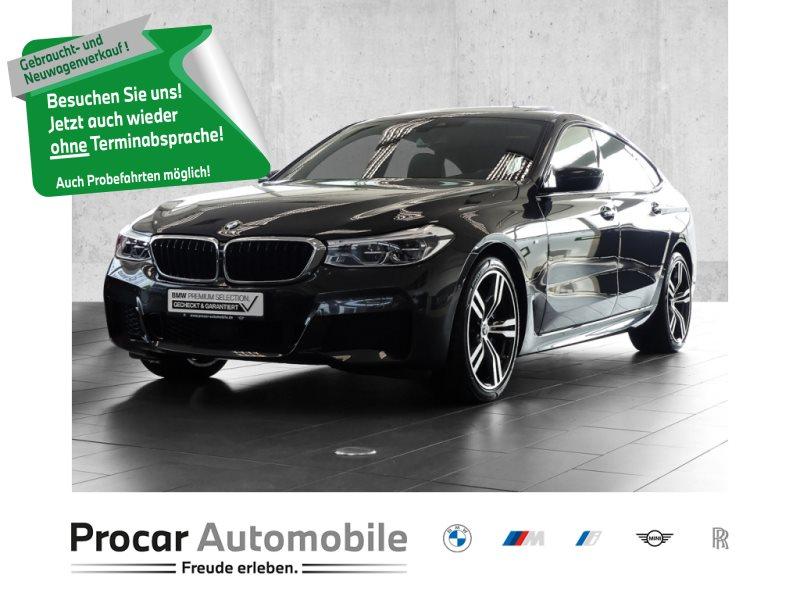 BMW 640i xDrive GT+M Sport+Head-Up+Pano+Led+Navi+Standhzg.+DAB, Jahr 2017, Benzin