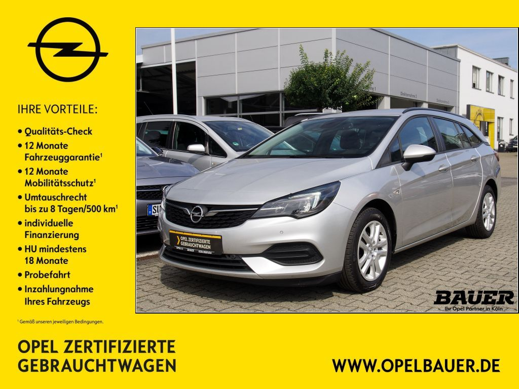 Opel Astra 1.5 D Sports Tourer Automatik Edition, Jahr 2020, Diesel