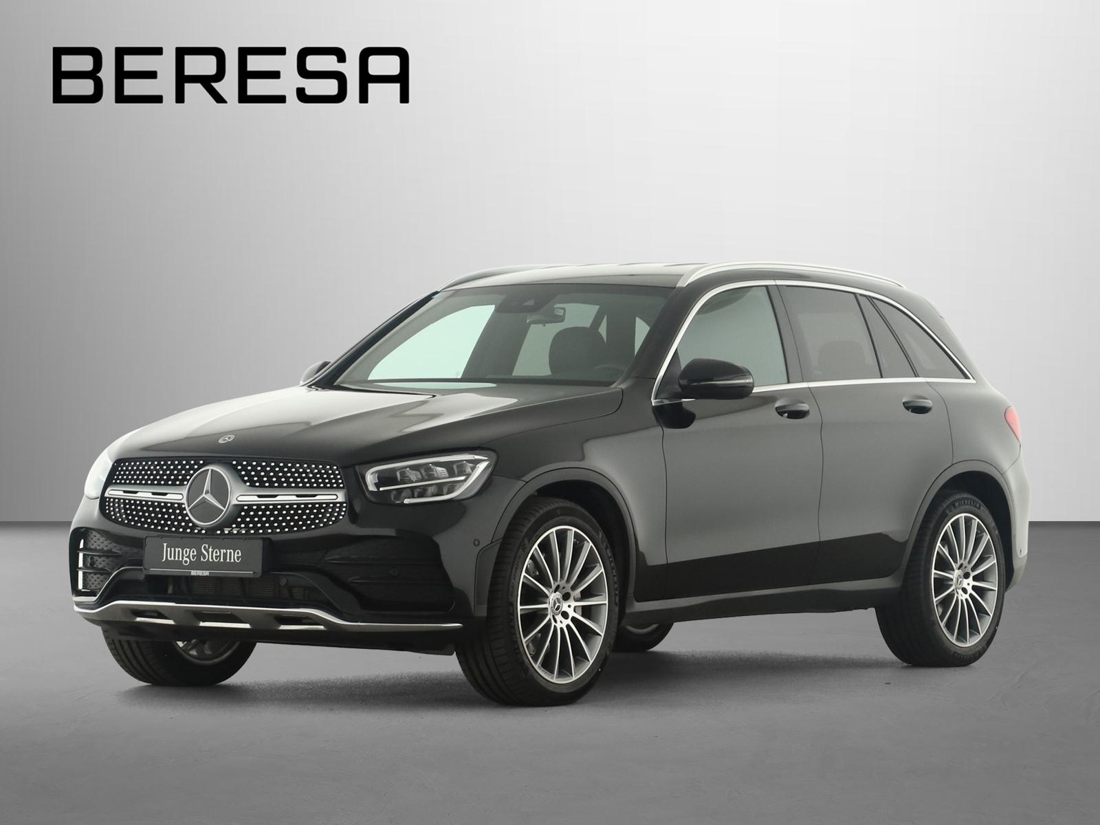 Mercedes-Benz GLC 200 4M AMG LED AHK Kamera PDC, Jahr 2020, Benzin