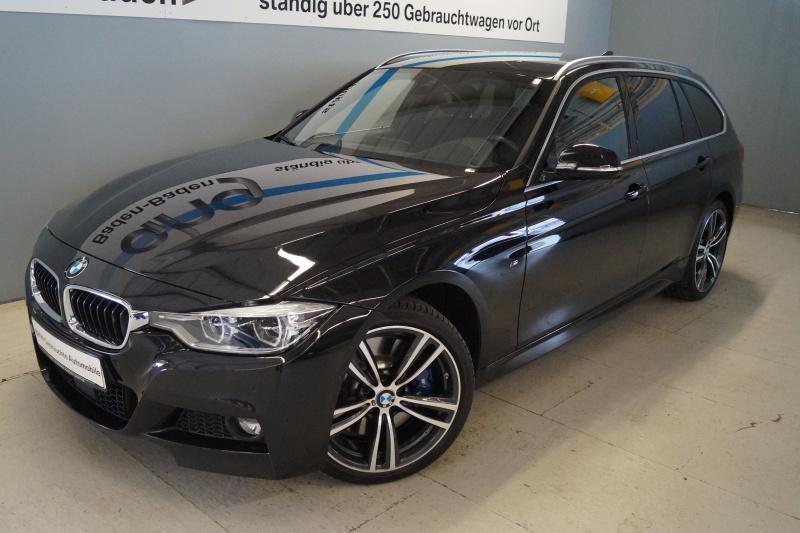 BMW 335d xDrive Aut. Touring M Sportpaket ACC Navi LED PDC, Jahr 2017, Diesel