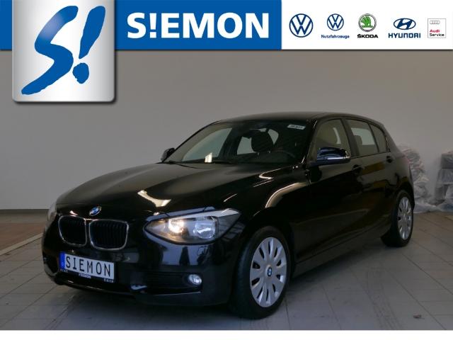 BMW 118 d Klimaauto SHZ PDC Bluetooth FSE NSW, Jahr 2014, Diesel