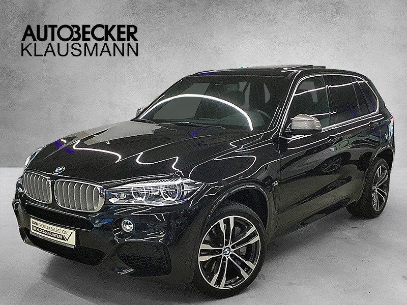 BMW X5 M50d M Sportpaket 20 Leder NaviProf Panorama Head-Up LED RFK, Jahr 2015, Diesel