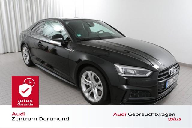 Audi A5 Coupe 2.0TFSI qu. 3xS line/Matrix/S-Sitze/Pano, Jahr 2018, Benzin