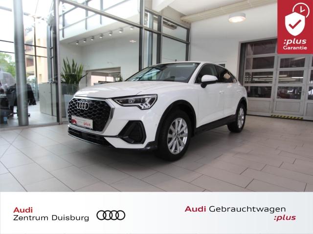 Audi Q3 Sportback 35 TFSI S tronic ACC Navi Plus, Jahr 2019, Benzin