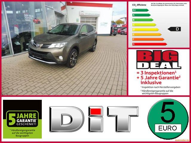 Toyota RAV4 2.2 D-4D DPF Edition 2014 Distronic Allrad, Jahr 2014, Diesel