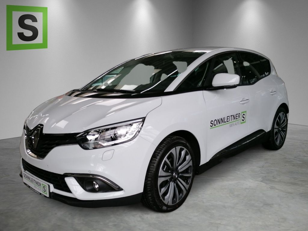 Renault Scenic BLUE dCi 120 EDC BUSINESS EDITION, Jahr 2020, Diesel