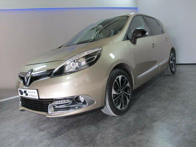Renault Scenic III BOSE Edition Winterräder + AHK, Jahr 2015, Benzin