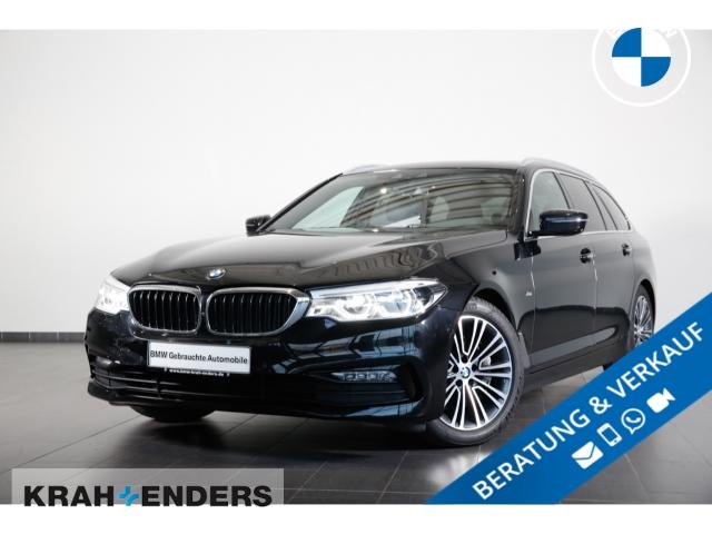 BMW 540 d Touring xDrive Sport Line+Panorama+HUD+LED, Jahr 2017, Diesel